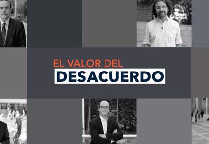 Campaña ``El Valor del Desacuerdo``